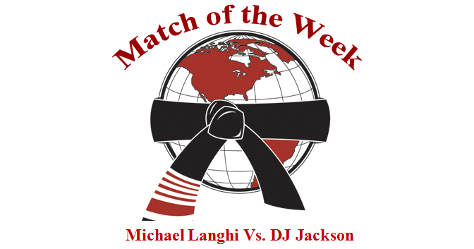 Michael Langhi vs DJ Jackson