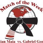 Demian Maia vs Gabriel Napo